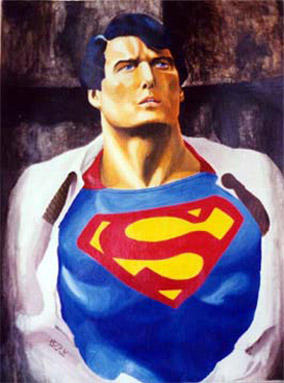 The original, Christopher Reeves